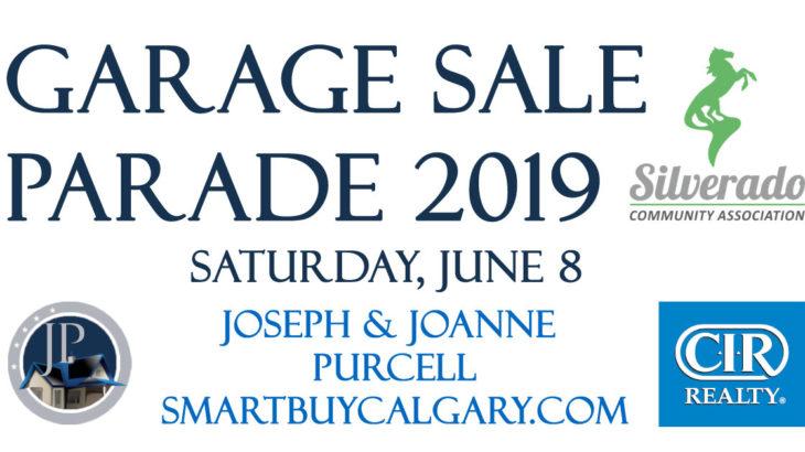 2019 Garage Sale Parade – Silverado Community Association