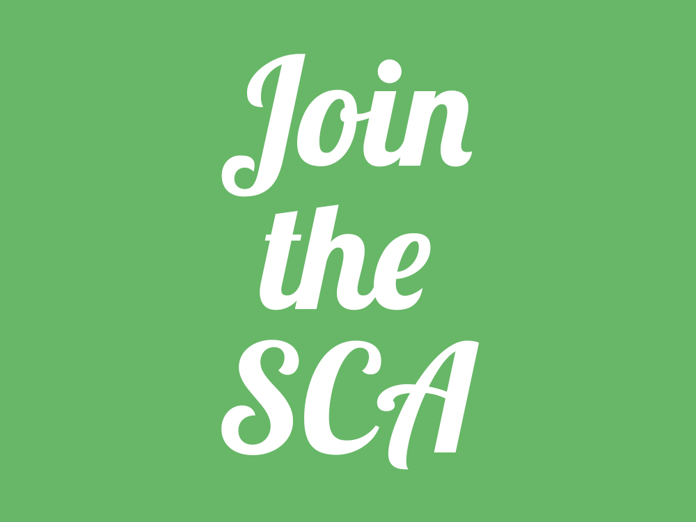 Join the SCA 2